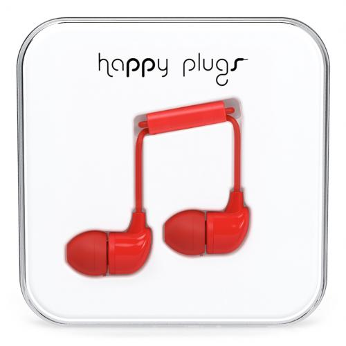 Happy Plugs Hörlurar